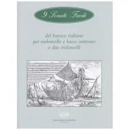 9 Sonate facili del barocco italiano