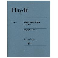 Haydn. J.: Klaviersonate  Hob. XVI:48 C-Dur