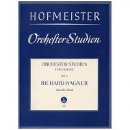 Ring, H. / Spindler, F.: Orchesterstudien Heft 14: Wagner – Tannhäuser