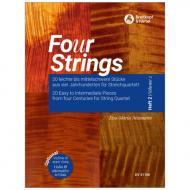 Neumann, E. M.: Fo(u)r Strings Heft 2