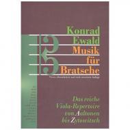 Ewald, K.: Musik für Bratsche