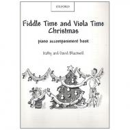 Blackwell, K. & D.: Fiddle Time and Viola Time Christmas