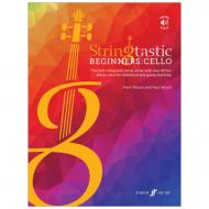 Wilson, M. / Wood, P.: Stringtastic Beginners: Cello (+Online Audio)