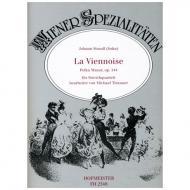 Strauß, J. (Sohn): La Viennoise Op. 144