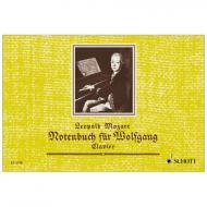 Mozart, L.: Notenbuch für Wolfgang