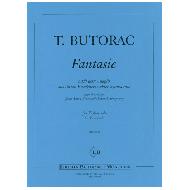 Butorac, T.: Fantasie nach dem Adagio aus Anton Bruckners siebter Symphonie