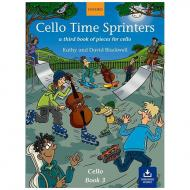 Blackwell, K. & D.: Cello Time Sprinters (+Audio Online)