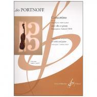 Portnoff, L.: Concertino Op. 14