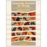 Compatible Quartets for Strings – Kontrabass