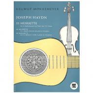Haydn, J.: 22 Menuette