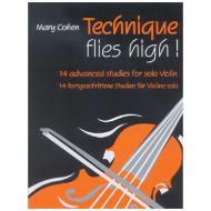 Cohen, M.: Technique flies high