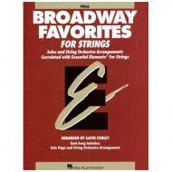Broadway Favorites for Strings