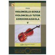 Friss, A.: Schule für Violoncello Band 5