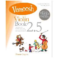 Vamoosh Double Violin Book 2.5 (+Online Audio)