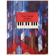 Bärenreiter Piano Album – From Handel to Ravel – 39 Easy Originals