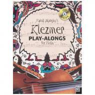 Matejko, V.: Klezmer Play-Alongs (+CD)