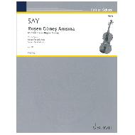 Say, F.: Rusen Günes Anisina Op.92