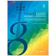 Wilson, M. / Wood, P.: Stringtastic Beginners: Double Bass (+Online Audio)