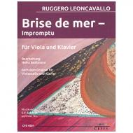 Leoncavallo, R.: Brise de mer - Impromptu