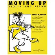 Nelson, S. M.: Moving up