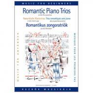 Romantische Klaviertrios in der 1. Lage