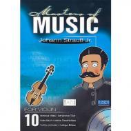 Masters Of Music: Strauß, J. Jr. (+CD)