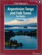 Schott World Music: Argentinian Tango and Folk Tunes (+Online Audio)