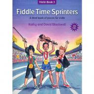 Blackwell, K. & D.: Fiddle Time Sprinters (+CD)