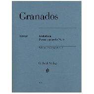 Granados, E.: Andaluza - Danza española Nr. 5