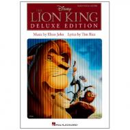 John, E. / Rice, T.: The Lion King - Deluxe Edition