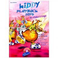 Meißner, K.: Kiddy Playback Hits (+CD)