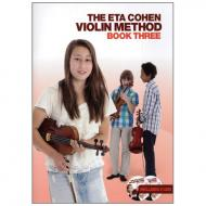 The Eta Cohen Violin Method Book 3 (+2CDs)