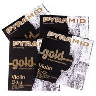 PYRAMID GOLD Violinsaiten SATZ