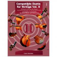 Compatible Duets for Strings Vol. II – Violin