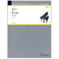 Say, F. Sonata Op. 80