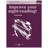 Harris, P.: Improve your sight-reading! Piano Grade 4