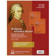 Mozart, W. A.: Sämtliche Klaviersonaten