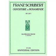Schubert, F.: Ouvertüre zu Rosamunde Op. 26/1 D 797