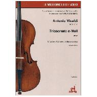 Vivaldi, A.: Triosonate RV 83 c-Moll