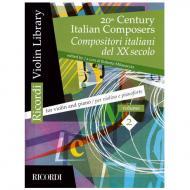 20th Century Italian Composers – Anthology 2