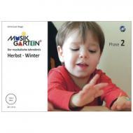 Heyge, L. L.: Musikgarten 2 – Herbst/Winter (+CD)