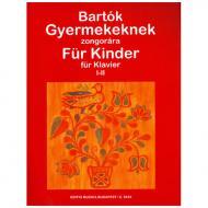 Bartók, B.: Für Kinder – Band 1 & 2