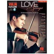Love Songs for Violin (+Online Audio)