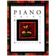 Klaviertrios für Musikschulen