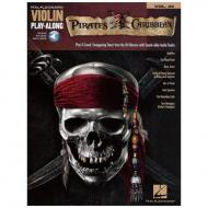 Pirates Of The Caribbean for Violin (+Online Audio)