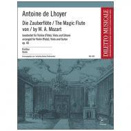 Mozart, W. A.: Die Zauberflöte (Lhoyer Op. 40) – Partitur