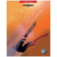 Przystaniak, P.: That's Klezmer (+CD)
