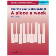 Harris, P.: Improve your sight-reading! A Piece a Week Grade 5