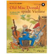Old Mac Donald spielt Violine (+Online Audio)