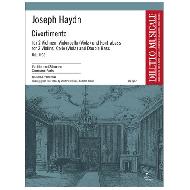 Haydn, J.: Divertimento in C Hob. II/5c